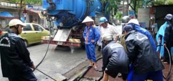 Giá hút bể phốt tại Hà Nội? Cách xây bể phốt?
