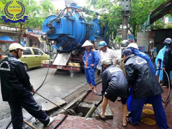 Hút bể phốt khắp các quận huyện Hà Nội LH: 0944.762.999