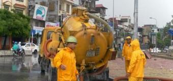 Hút bể phốt tại Thủ Đô Hà Nội giá rẻ LH: 0944.762.999