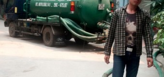 Công ty thông cống uy tín tại Hà Nội LH: 0944.762.999