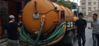 Công ty chuyên hút bể phốt tại Hà Đông LH: 0944.762.999